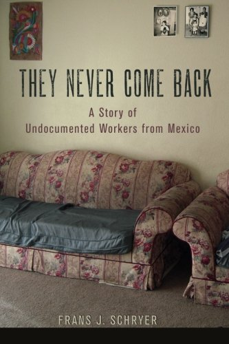 Image of They Never Come Back: A Story of Undocumented Workers from Mexico