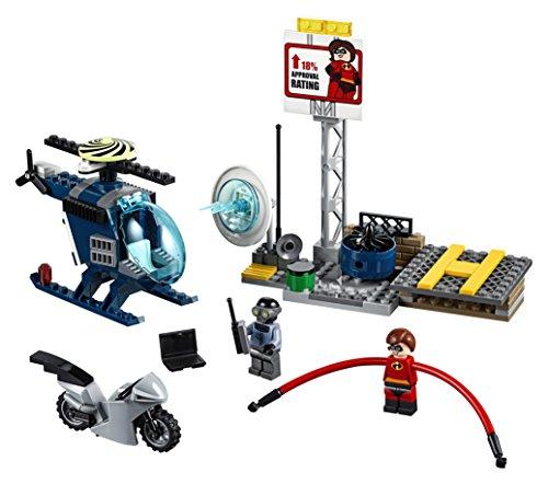 51R7hRcu9oL LEGO Juniors/4+ The Incredibles 2 Elastigirl's Rooftop Pursuit 10759 Building Kit (95 Piece)