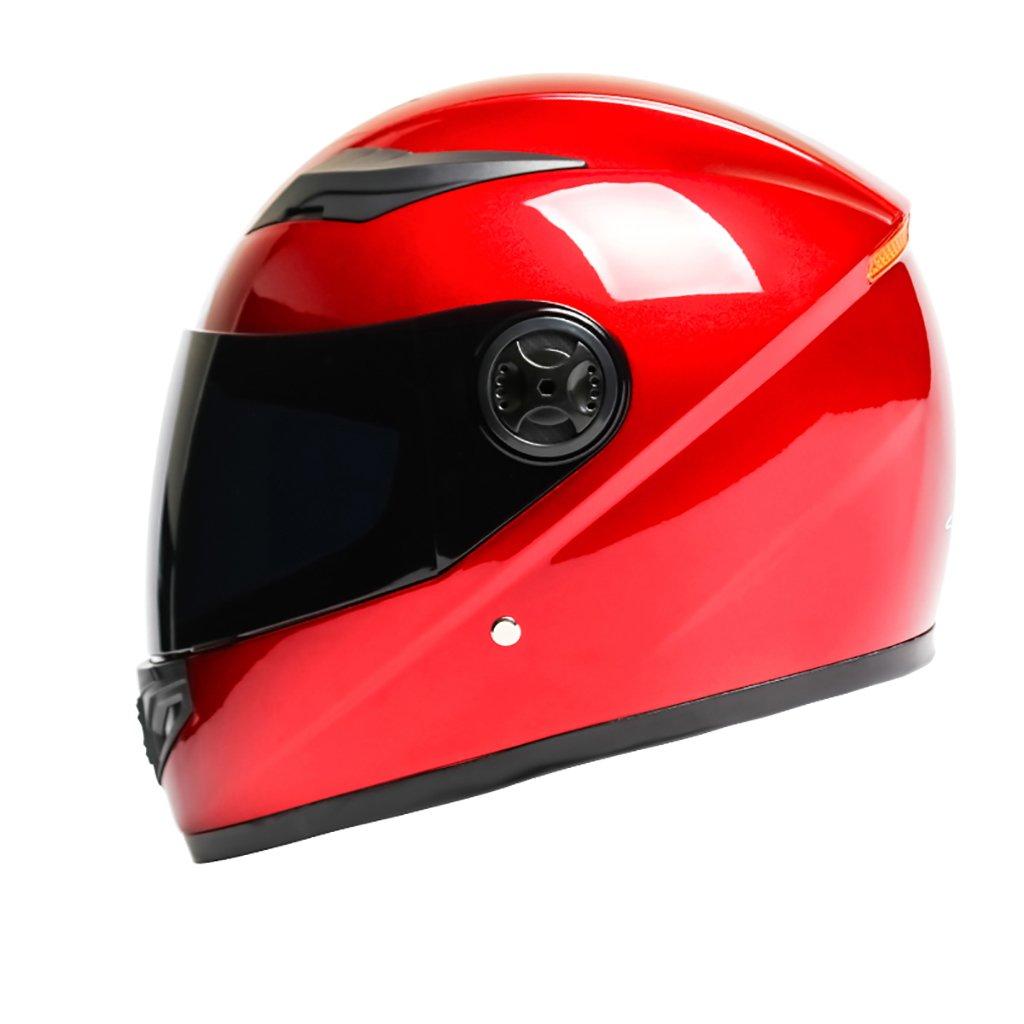 衝撃特価 ヘルメット ヘルメット 赤/メンズMオートバイヘルメット夏日保護ヘルメットフォーシーズンユニバーサルマルチカラー軽量パーソナリティファッションヘルメット B07D472LR2 (色 : 青) B07D472LR2 青) 赤 赤, 京都の和菓子 お多福庵:d3c1b150 --- a0267596.xsph.ru