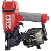 SENCO 8V0001R RoofPro 445XP 15 Degree 1-3/4 in. Air Coil Roofing Nailer (Certified Refurbished)