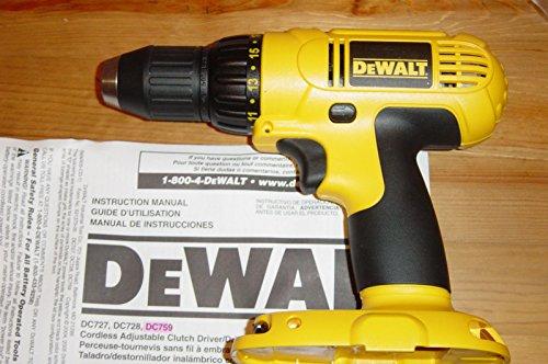 Dewalt Dw938 18 Volt Reciprocating Sawzall Dewalt Dc9182c