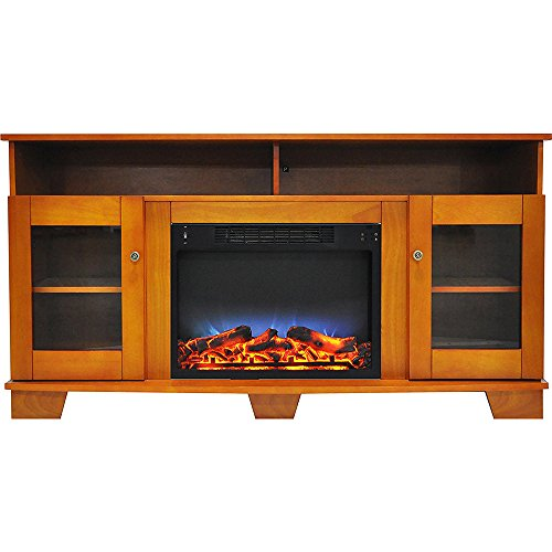 59 inch electric fireplace - 3