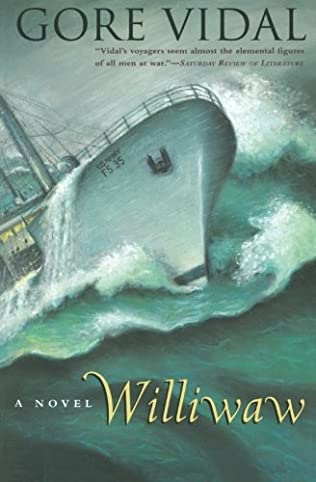 book cover of Williwaw