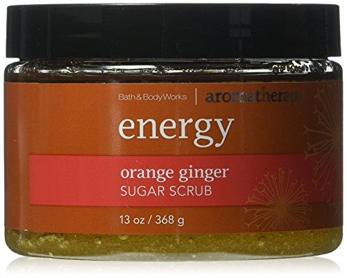 Bath & Body Works Aromatherapy Energy Orange Ginger Sugar Scrub, 13-oz Review