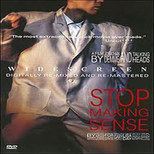 Stop Making Sense: A Film By Jonathan Demme And Talking Heads [DVD] by Jonathan Demme B01I075IRY