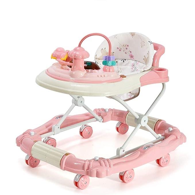 Amazon.com: Andador para bebés de 6 a 18 meses con 8 ruedas ...