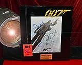 James Bond 007, DANIEL CRAIG Signed Autograph + Cast, Hologram ID Crew Pass, QUANTUM OF SOLACE, call sheet, DVD+ COAs