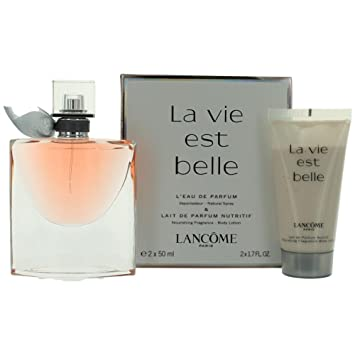 Women Set By For Est La Vie Fragrance 2 Lancome Belle Piece kOw0P8n