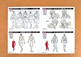 JoJo's Bizarre Adventure Stardust Crusaders Episode 7 Settei Sheets/Model Sheets 【125pages】 Japan Import