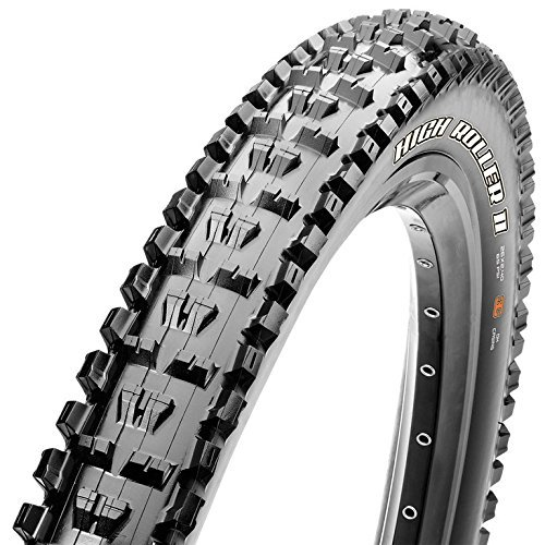 Maxxis High Roller II 3C EXO TR Tire - 27.5in Black, 27.5x2.4   B01LE3TVBA