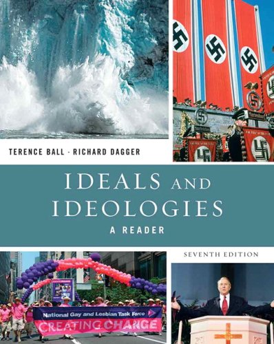Ideals And Ideologies: A Reader- (Value Pack w/MySearchLab)