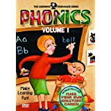 Learning Treehouse: Phonics, Vol. 1