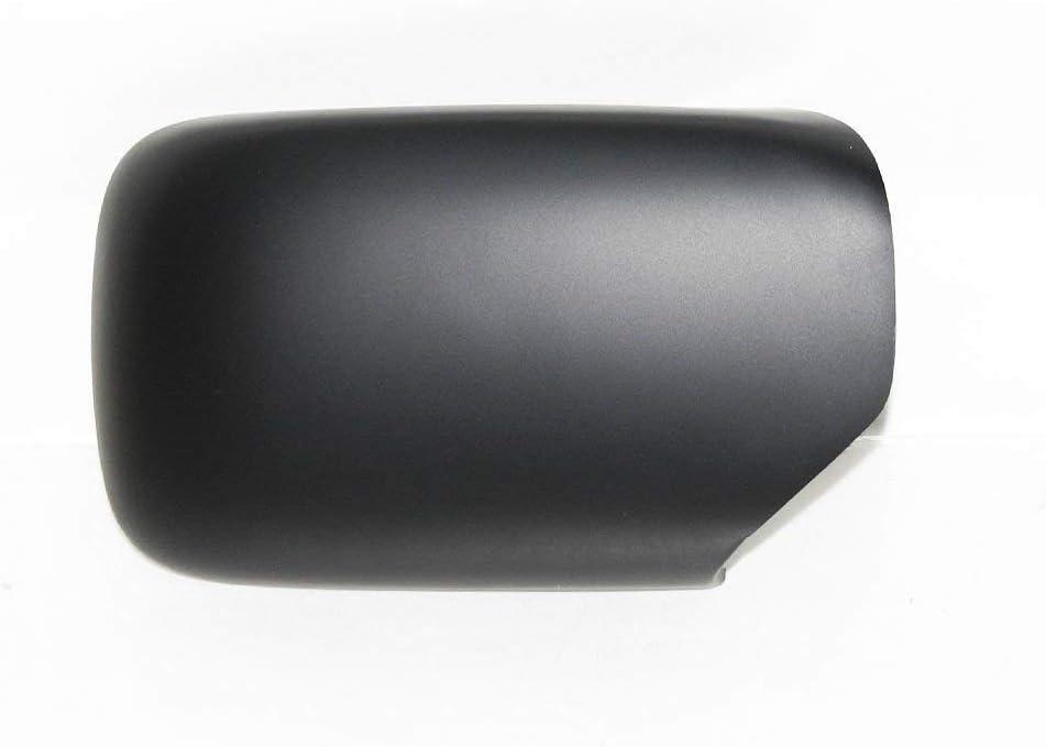 Schwarz rechte Seite Au/ßenspiegel-Abdeckung kompatibel mit 3er-Serie E36 5er-Serie E34 OEM 51168119160 51164197450