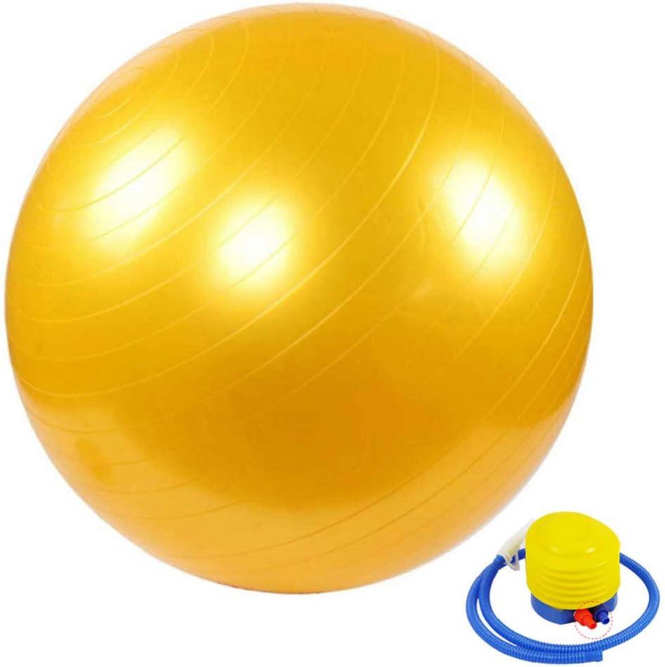 Pelota de fitness robusta, bomba para la espalda, pelota de ...