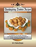 Thanksgiving Dessert Recipes, C. Charley- Franzwa, 1478268050