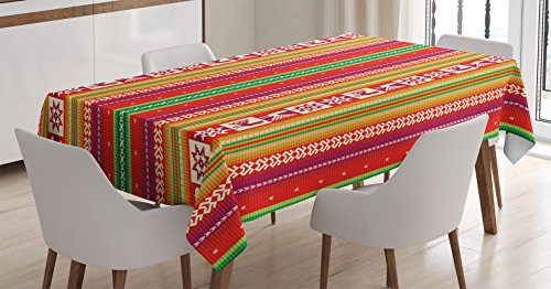 Native American Decor Tablecloth by Ambe - Native American Fabric Shopping Results