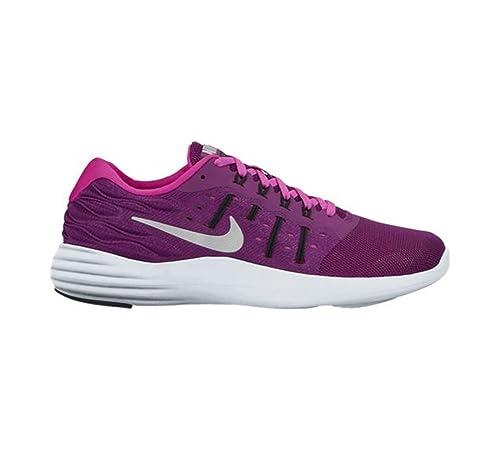 detailed look c2d5e d3788 Nike 844736-500, Zapatillas de Trail Running para Mujer, Morado (Bright  Grape