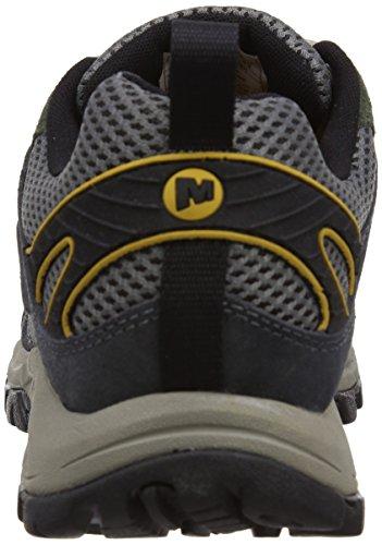 Merrell Sedona - Zapatos de deporte de exterior para hombre Loden/ Carbono