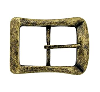 38 Mm Simple Metal Buckle Single Prong Square Belt Buckle Width 1 1//2