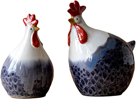 Chicken Ornaments For The Kitchen