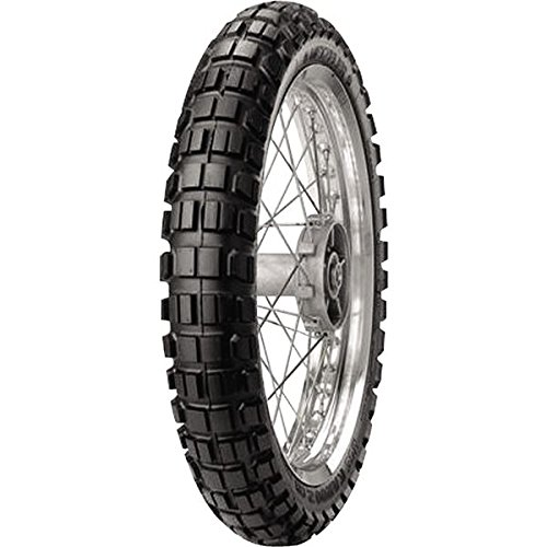 Metzeler Karoo (T) Tire - Front - 110/80-19 , Position: Front, Tire Size: 110/80-19, Tire Type: Dual Sport, Rim Size: 19, Load Rating: 59, Speed Rating: Q, Tire Application: All-Terrain 1631000