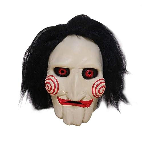 GLOBEAGLE Halloween Props Disfraz de Horror Tema Película Chainsaw ...