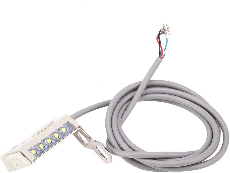 Máquina de Coser Industrial Lámpara de Luz 5 Interruptor de Luz de ...