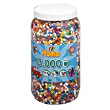 Hama Beads Solid Mix in Tub