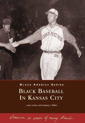 Books : Black Baseball In Kansas City (Black America)