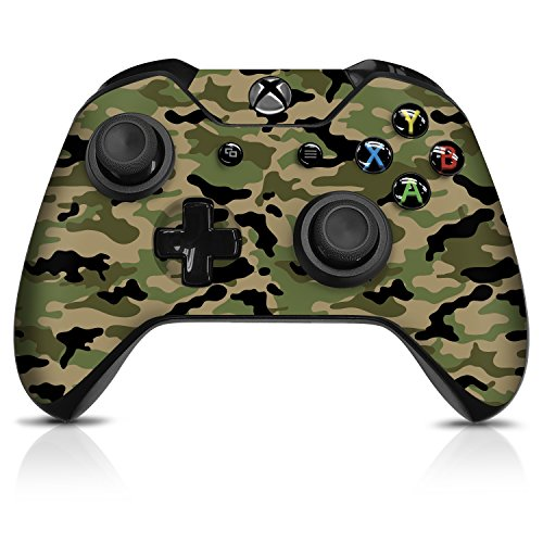 Controller Gear Controller Skin - Forrest Camo - Officially Licensed by Xbox One