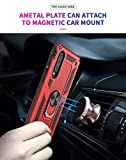 Huawei p30 case Protective Cover 360 Degree Ring
