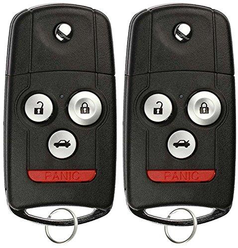acura tl remote car starter - 4