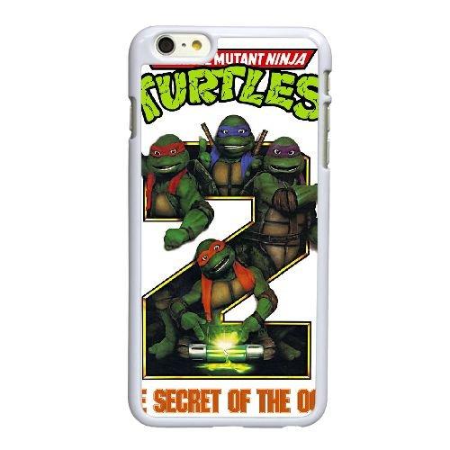 B1Q41 Teenage Mutant Ninja Turtles II Le Secret de la Ooze haute résolution affiche U0U3JL coque iPhone 6 4.7 pouces cas de couverture de téléphone portable coque blanche FY4UZM0RH