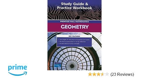 prentice hall gold geometry workbook answer key