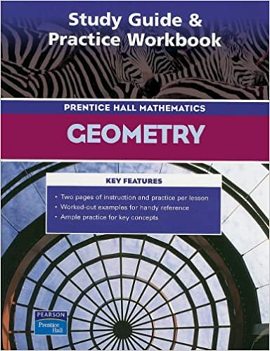 Amazon prentice hall math geometry study guide and practice prentice hall math geometry study guide and practice workbook 2004c workbook edition fandeluxe Gallery