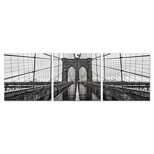 Furinno Mounted Triptych Photography Brooklyn