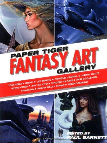 Paper Tiger Fantasy Art Gallery pdf epub