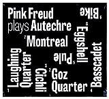Pink Freud: Pink Freud plays Autechre (digipack) [CD]