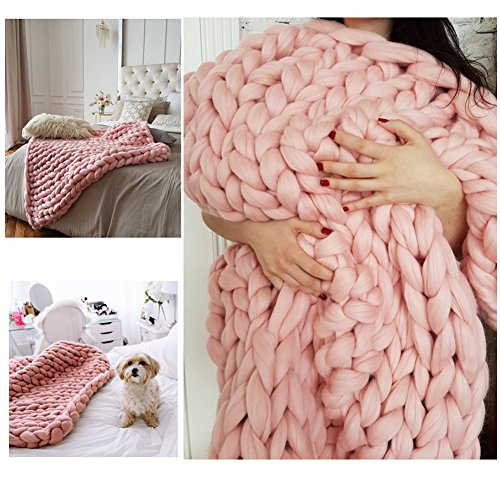 Knit Blanket - 1