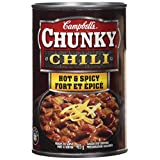 Campbell's Chunky Hot & Spicy Chili, 425g