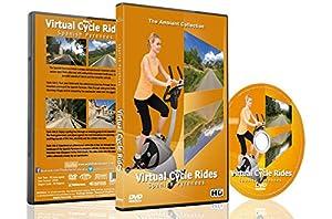 Virtuelle Fahrradstrecken - Spanische Pyrenäen - Für Indoor Radfahren,...