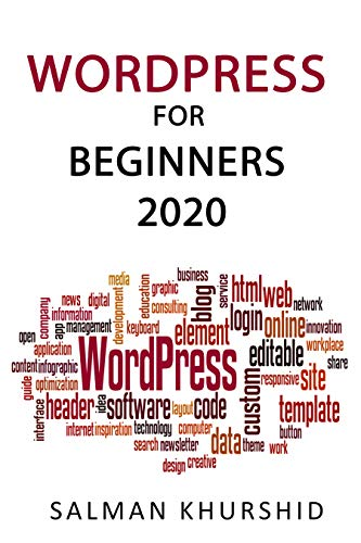 Wordpress For Beginners 2020 Epub