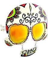 Sunstaches Sugar Skull Day of the Dead