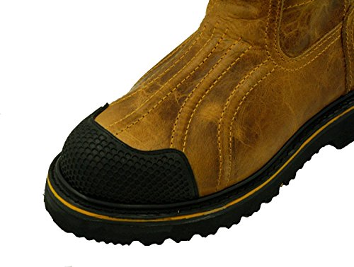 Slip Oil Water Work Mens Gas Boots Boots Safety Tan Resistant black Slip I0FAXq