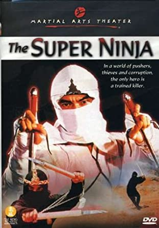 Amazon.com: The Super Ninja: Alexander Lou, Eugene Thomas ...