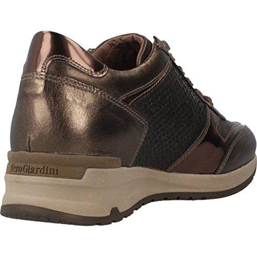 Calzado deportivo para mujer, color marr�n , marca NERO GIARDINI, modelo Calzado Deportivo Para Mujer NERO GIARDINI A616053D Marr�n marr�n