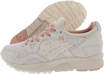 Amazon.com | ASICS Gel Lyte V Womens in Birch/Birch, 8 | Shoes