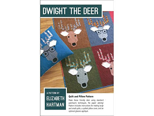 Elizabeth Hartman Dwight the Deer Ptrn Pattern
