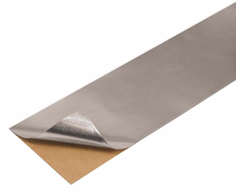 Thermo-Tec 13997 Silver 2'' x 30' Foil Seam Tape