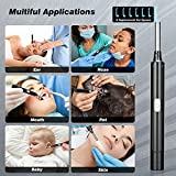 Ear Wax Removal Tool with Camera, 1296P FHD